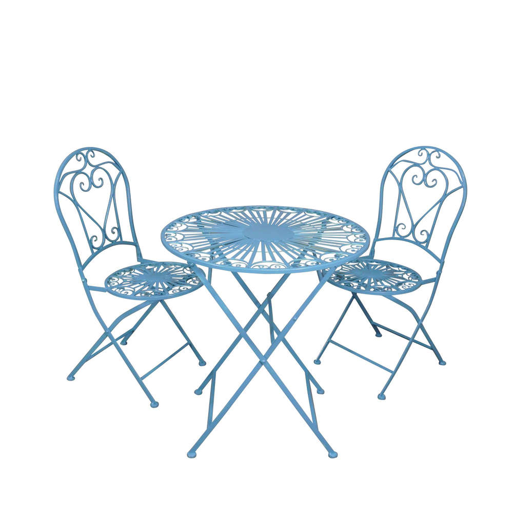 Wrought iron garden furniture - Tables - Chairs - Benches