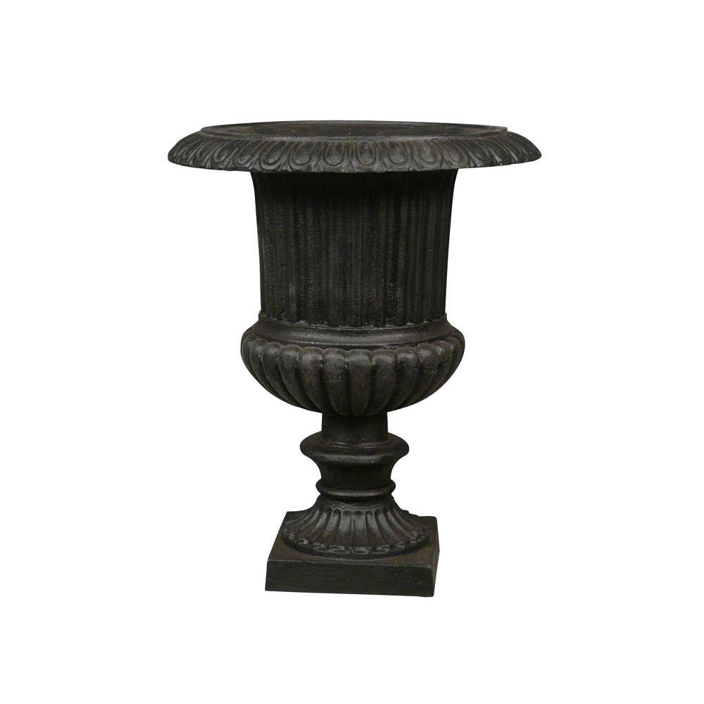 Vase Médicis fonte - Vase Médicis en fonte ancien | BCA Matériaux
