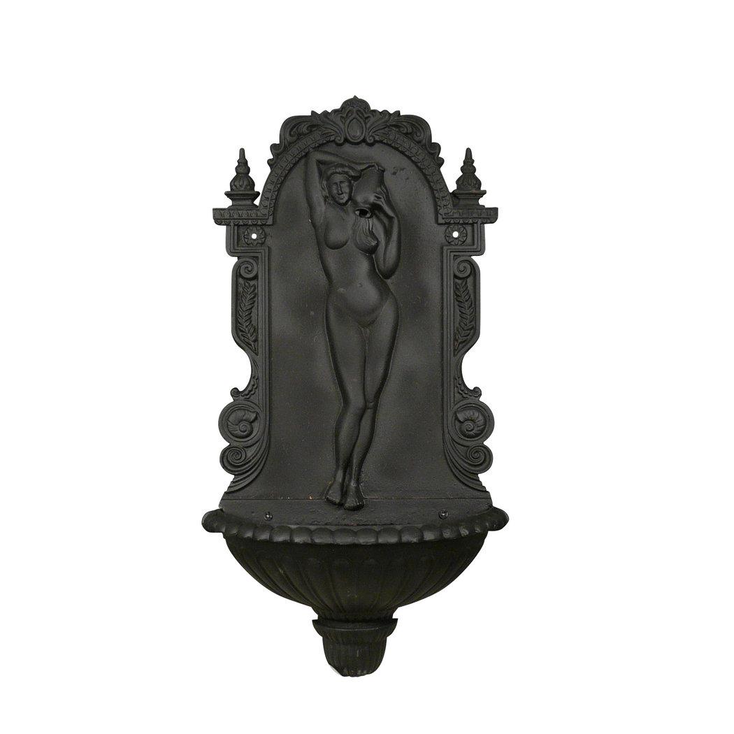 Fontaine-de-jardin-en-fonte-5945 - Tiffany lamps - Bronze statues ...