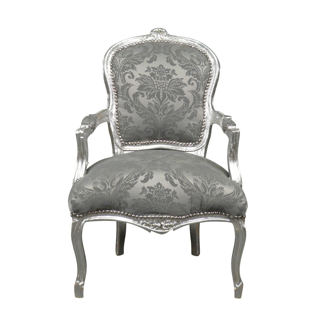 fauteuil louis xv rococo meuble et chaise baroque. Black Bedroom Furniture Sets. Home Design Ideas