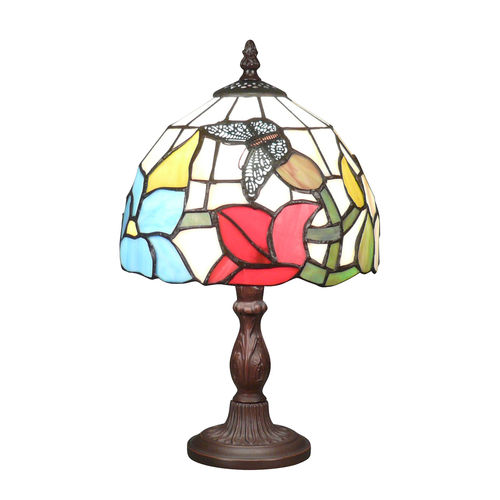 bird Tiffany lamp