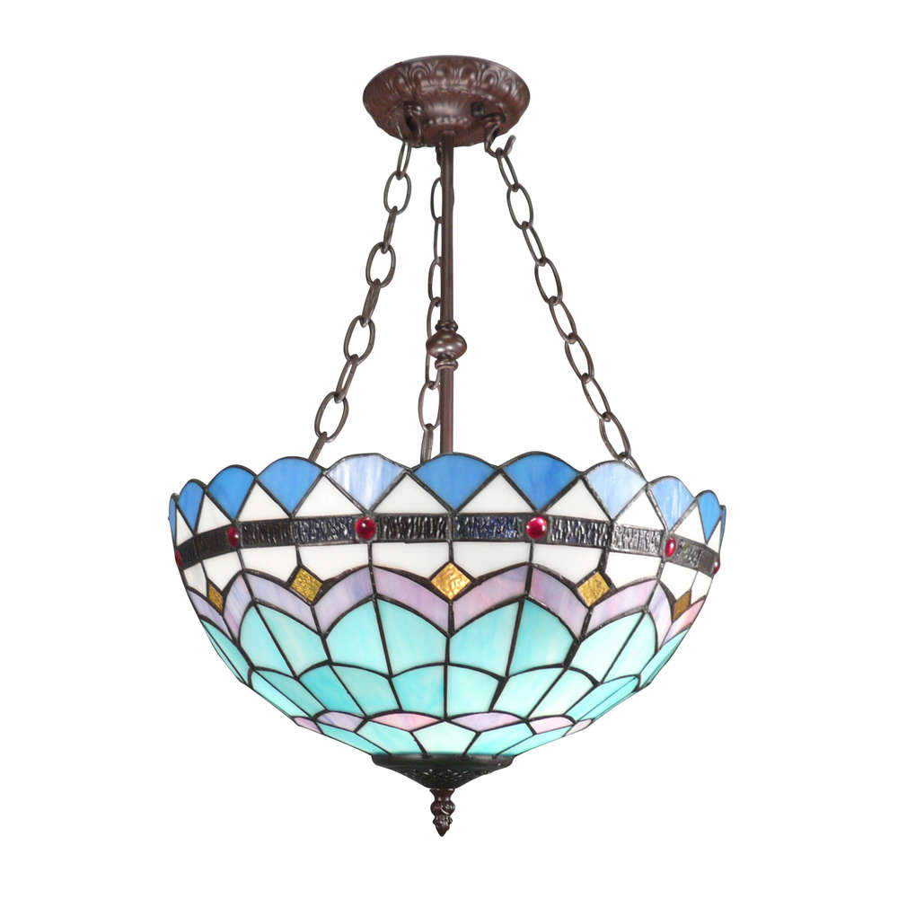 tiffany chandelier monaco - Tiffany Chandelier