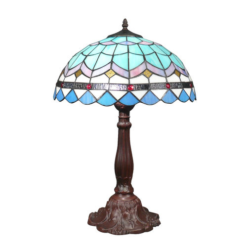 Lampada Tiffany Monaco art deco