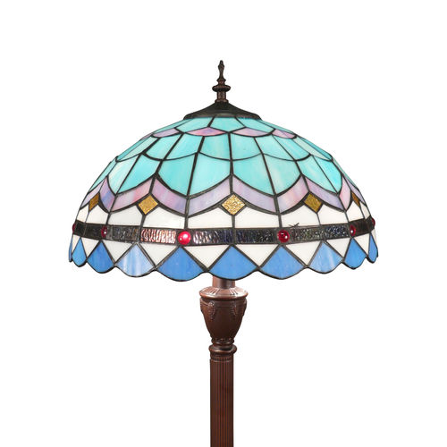 Tiffany floor lamp Monaco