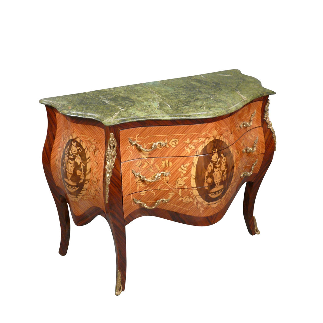 commode louis xv commodes anciennes mobilier de style. Black Bedroom Furniture Sets. Home Design Ideas