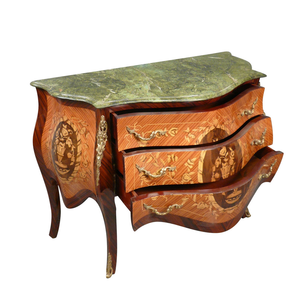 louis xv commode chests old style furniture. Black Bedroom Furniture Sets. Home Design Ideas
