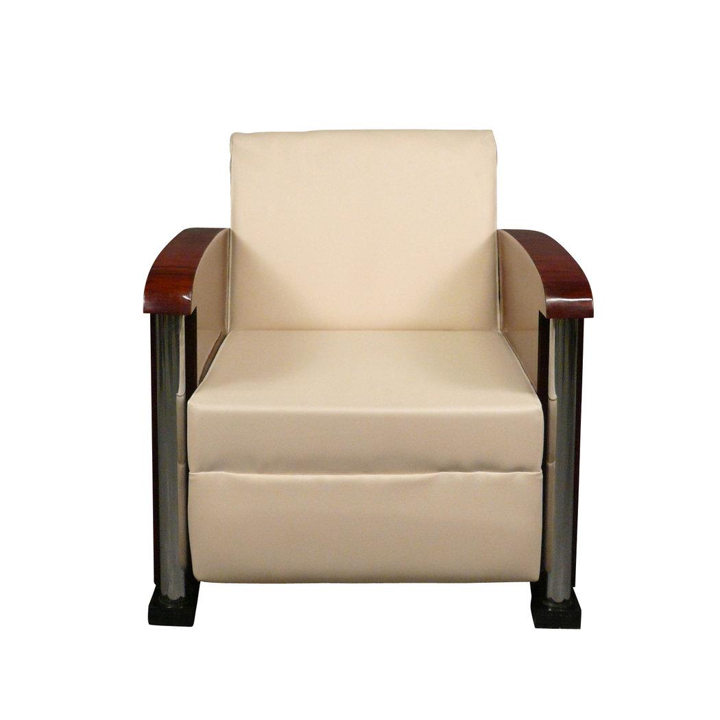 sill n art deco muebles art deco. Black Bedroom Furniture Sets. Home Design Ideas