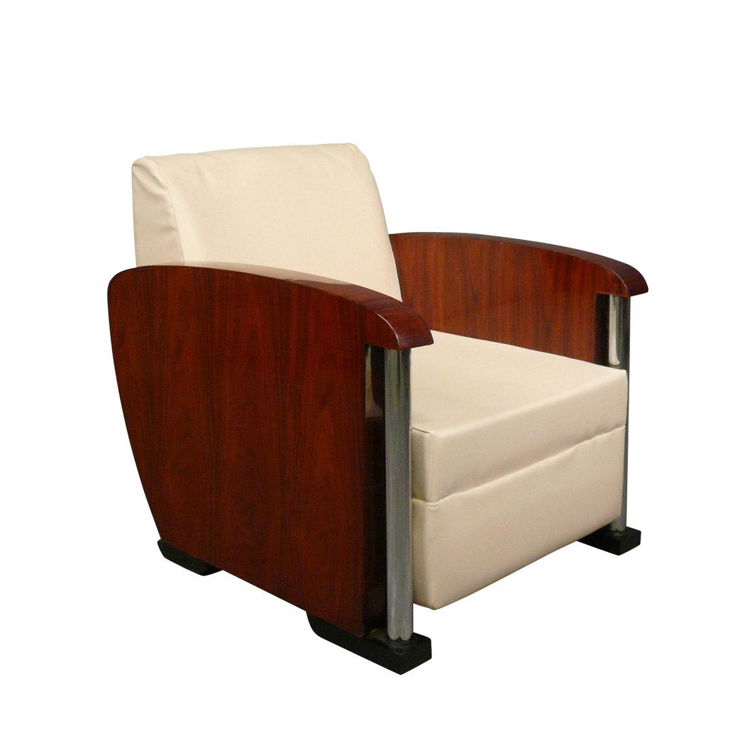 fauteuil art d co meuble art d co. Black Bedroom Furniture Sets. Home Design Ideas