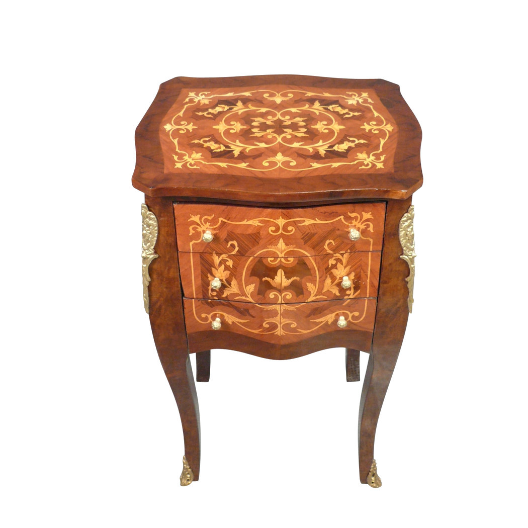 commode louis xv meubles louis xv et empire. Black Bedroom Furniture Sets. Home Design Ideas