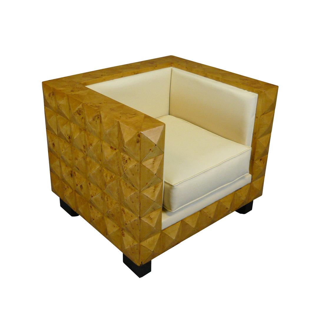 Poltrona art deco mobili art deco 1930 - Mobili art deco ...