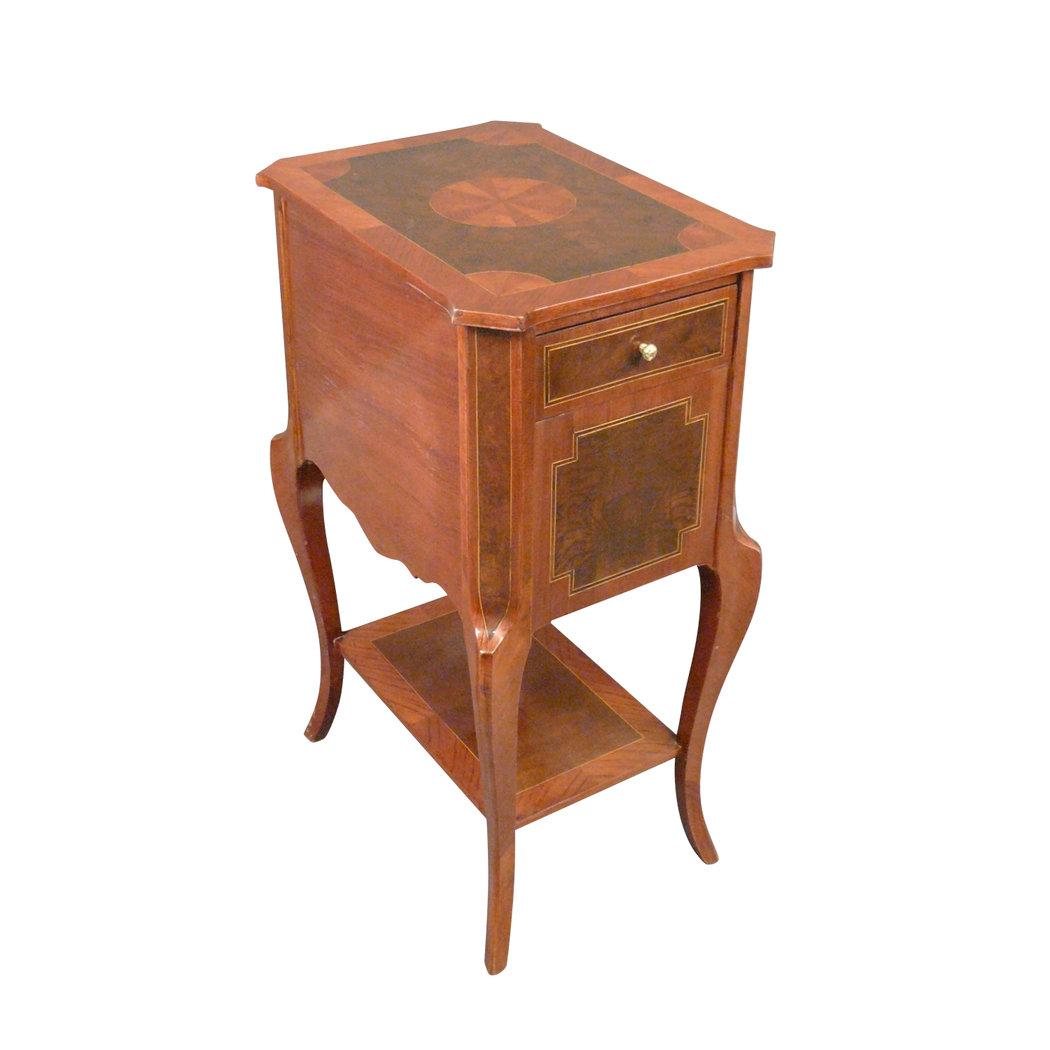 petite commode louis xv xvi transition meuble style louis xv. Black Bedroom Furniture Sets. Home Design Ideas