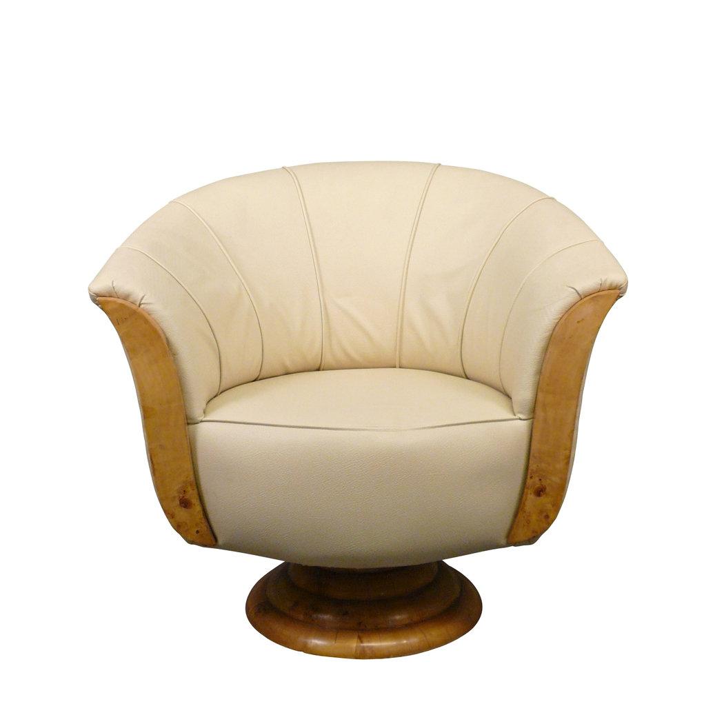 Fauteuil art d co tulipe meuble art deco for Art deco online shop