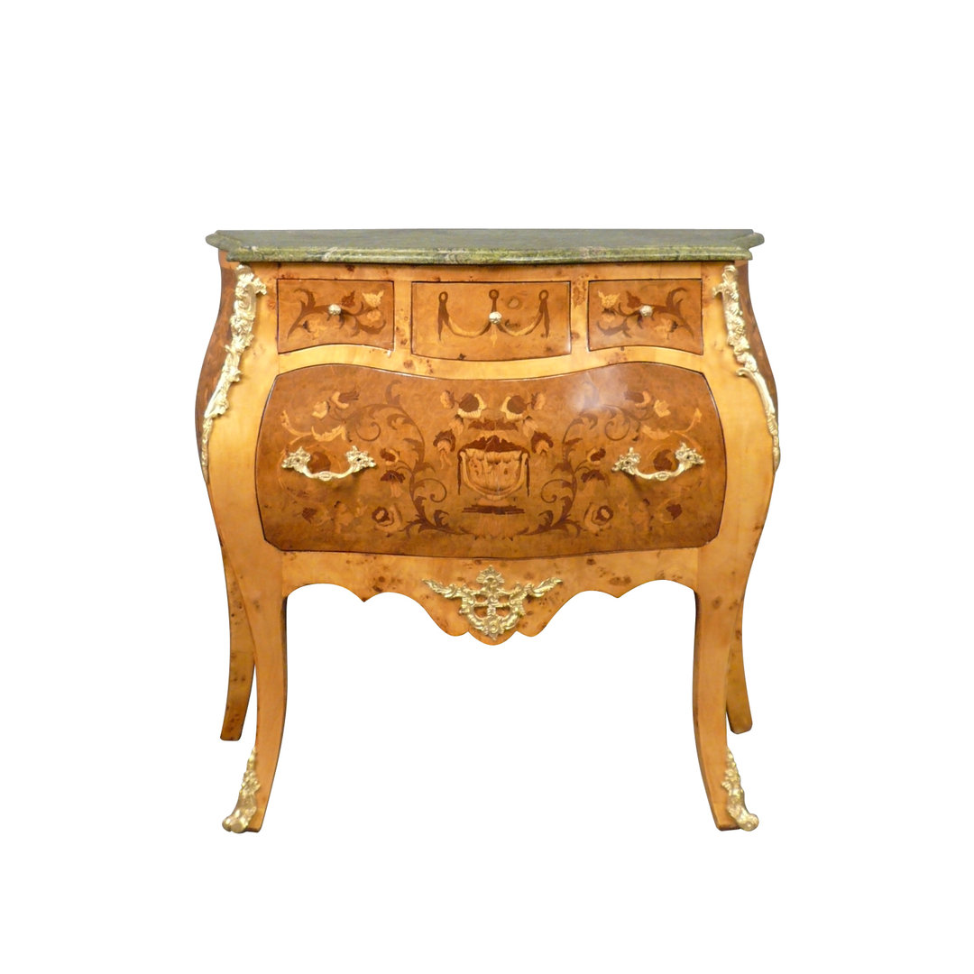 commode louis xv de style ancienne meuble louis xv. Black Bedroom Furniture Sets. Home Design Ideas