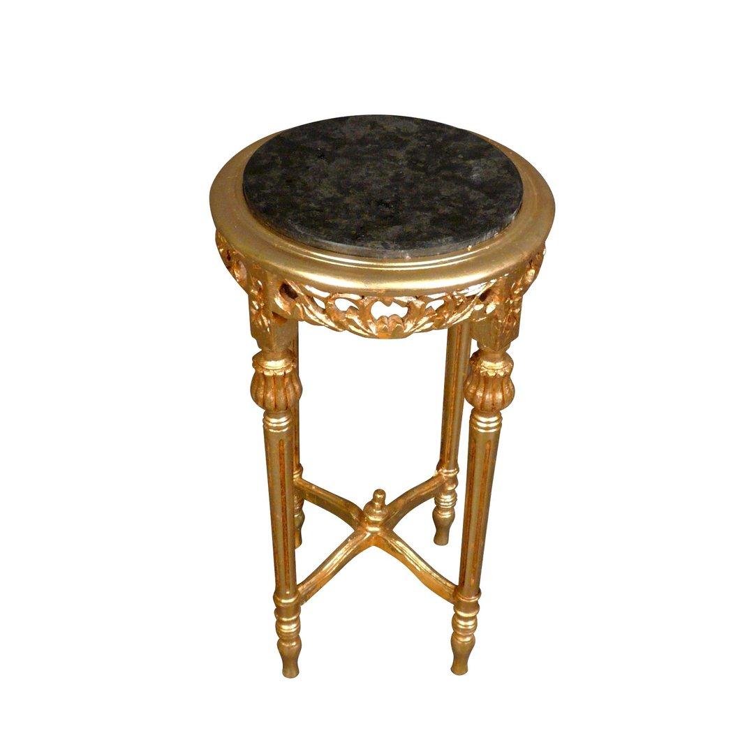 sellette baroque en bois dor meubles et tables baroques. Black Bedroom Furniture Sets. Home Design Ideas