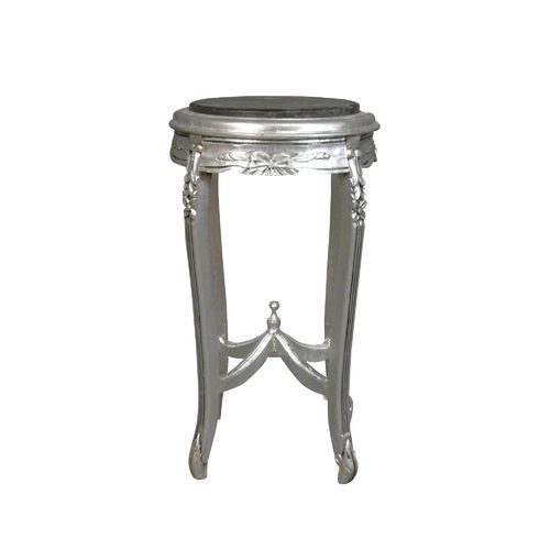 Round Table Barock Silber