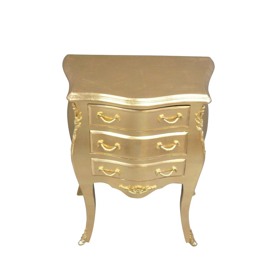 petite commode baroque dor e meubles baroques. Black Bedroom Furniture Sets. Home Design Ideas