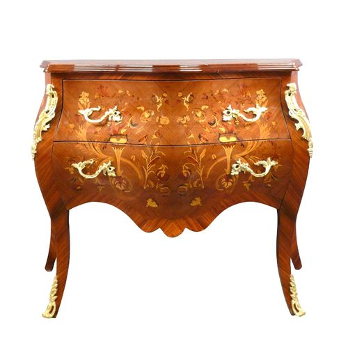 commode louis xv saint tienne