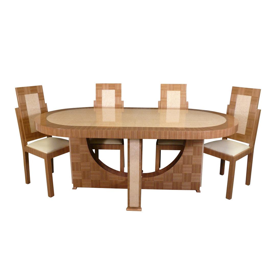 Tavolo Pranzo Art Deco tavolo art deco