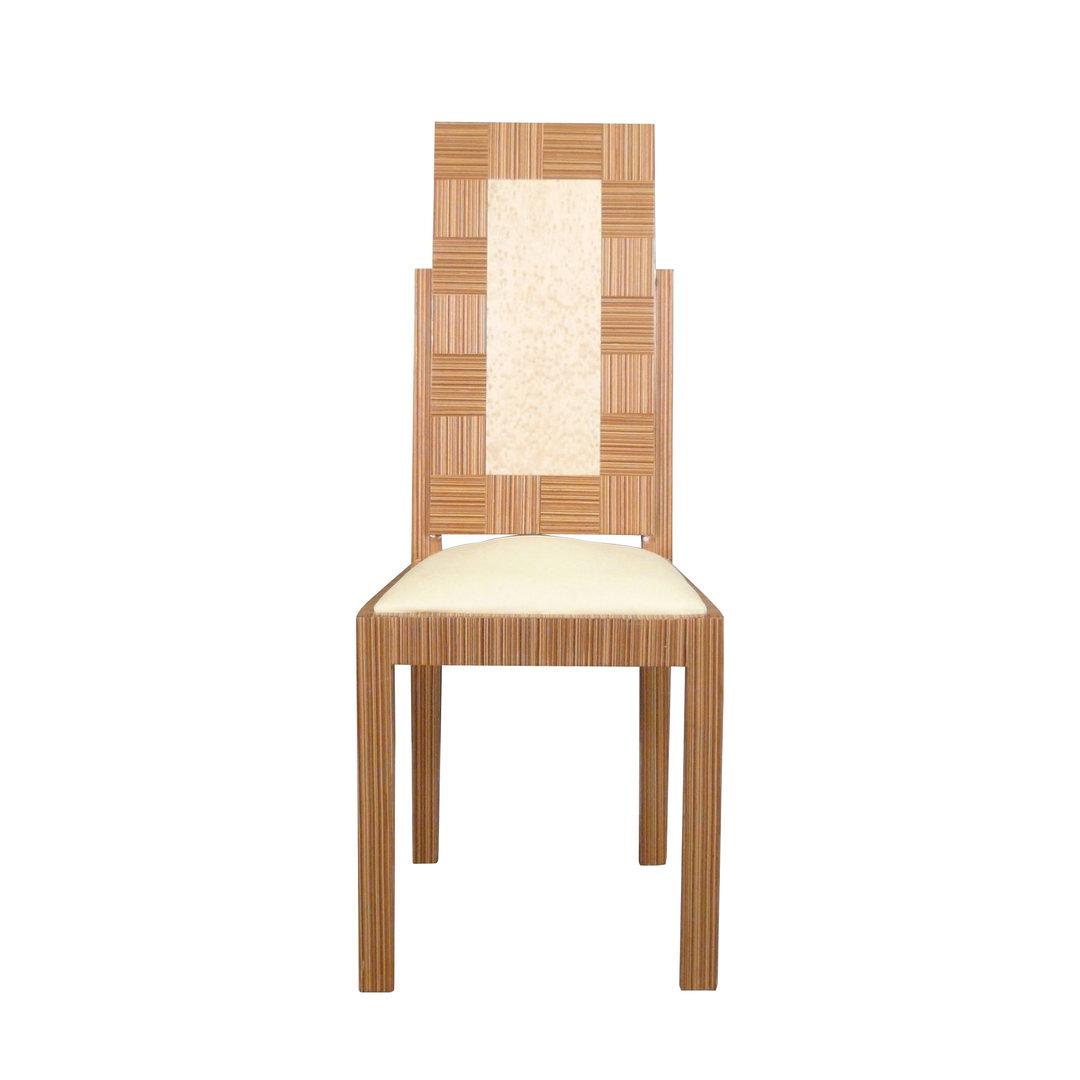 art deco stuhl m bel. Black Bedroom Furniture Sets. Home Design Ideas