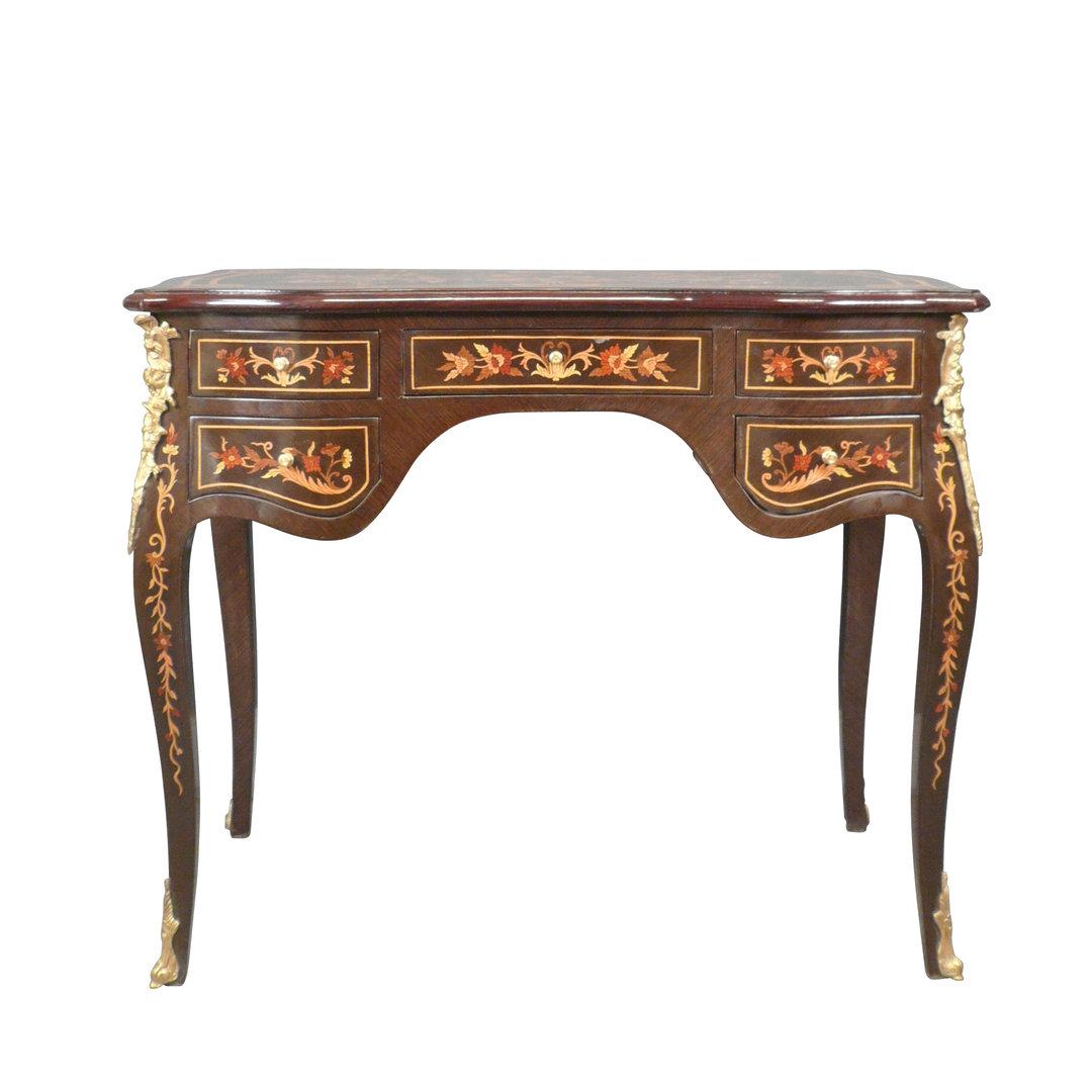bureau style louis xv meubles art d co lampe tiffany fauteuil baroque vase m dicis. Black Bedroom Furniture Sets. Home Design Ideas