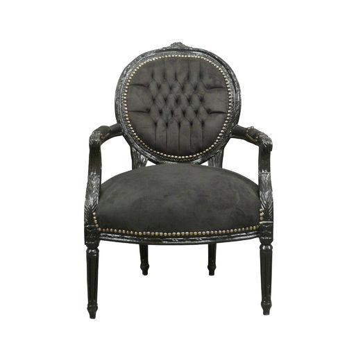 Fauteuil Louis XVI - Achetez des fauteuils Louis XVI pas cher