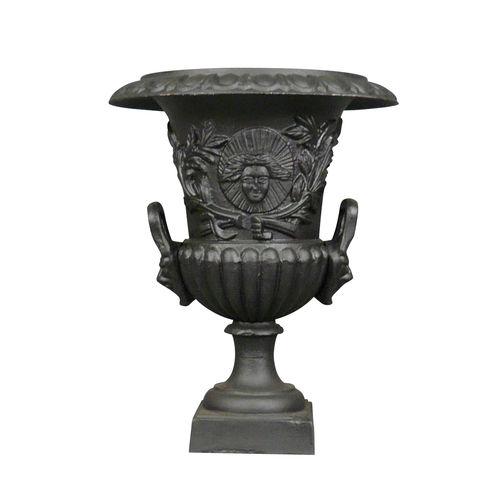 Vase Médicis en fonte de fer - Vases Medicis