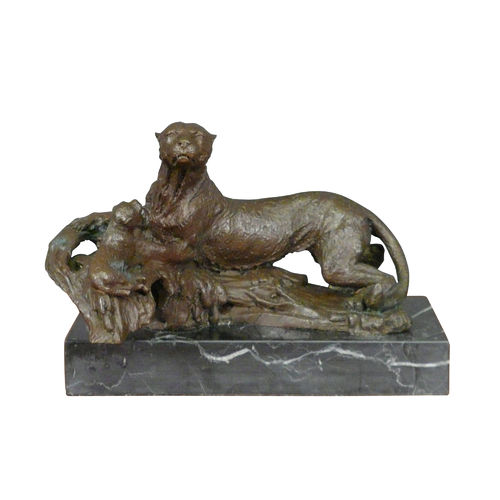 sculpture-panthere-bronze-6243
