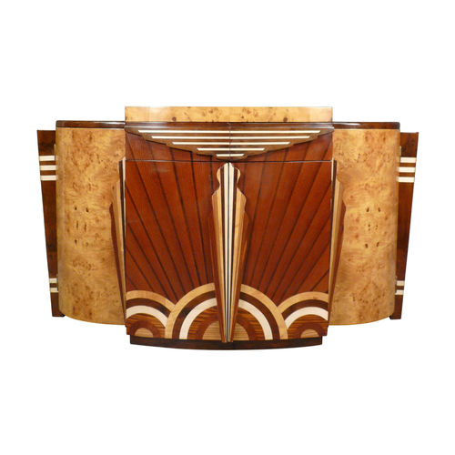 Buffet Art Deco stile 1920
