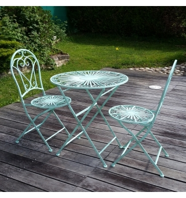Photo Gallery - Garden furniture wrought iron - Garden furniture