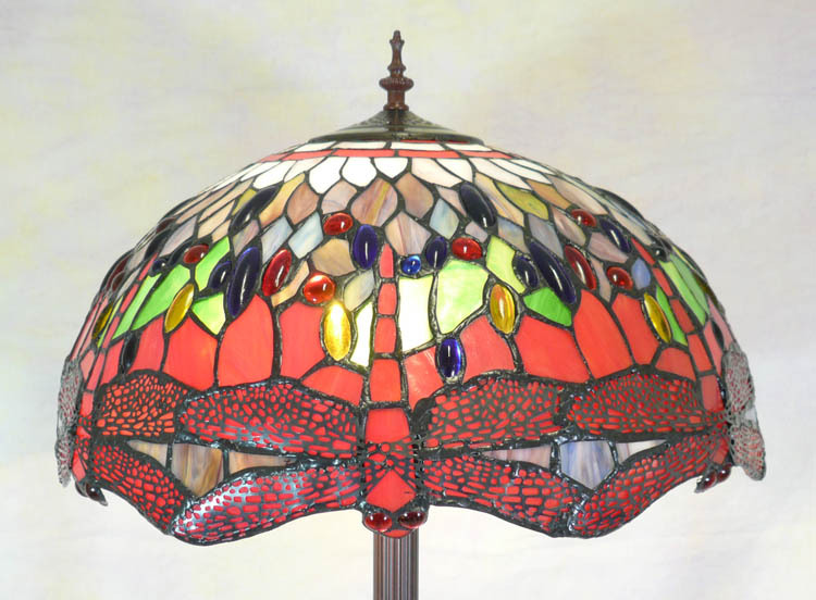 Lampes tiffany galerie photos lampadaires appliques