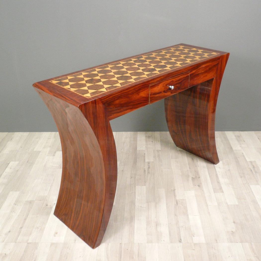 Console art d co galerie photos mobilier art deco for Meubles art deco